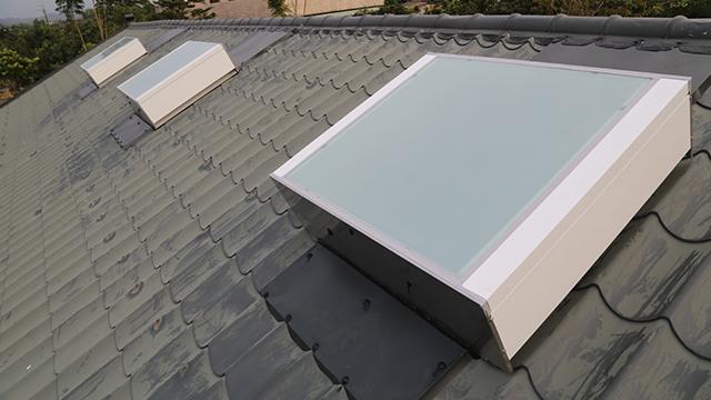 採光通風天窗應用於其他地方