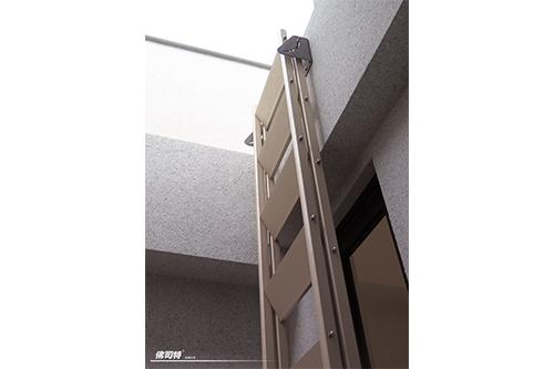 屏東 滿福庭建設 寬心苑透天建案-陽台