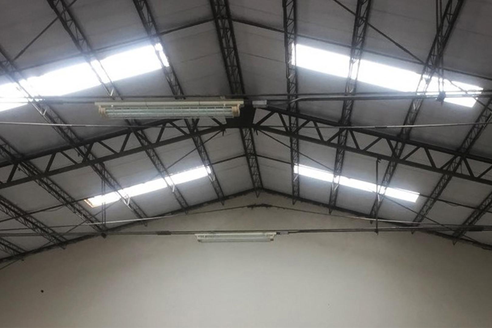 台南 油漆工廠-鐵皮廠房
