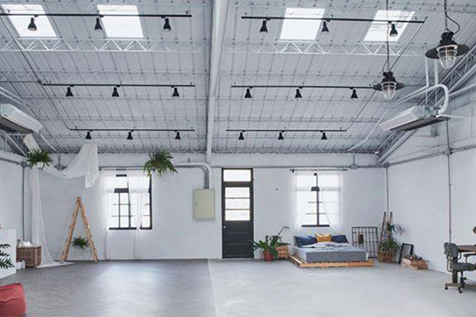 台中 LEES 李室工坊-鐵皮屋頂