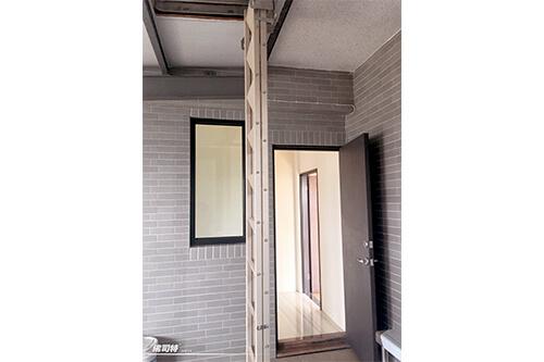 台南 連先生 透天頂樓 鐵皮維修孔